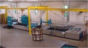 Batch Vacuum Impregnation System