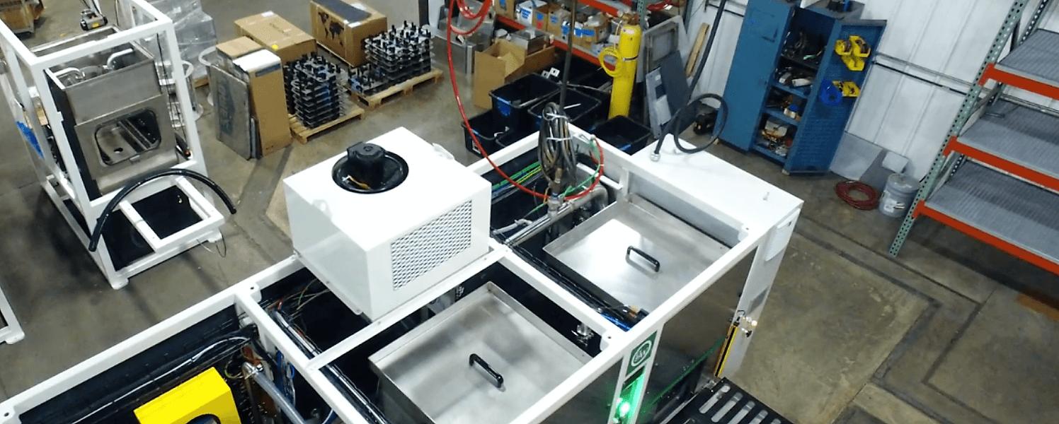 Impregnation Equipment Installation