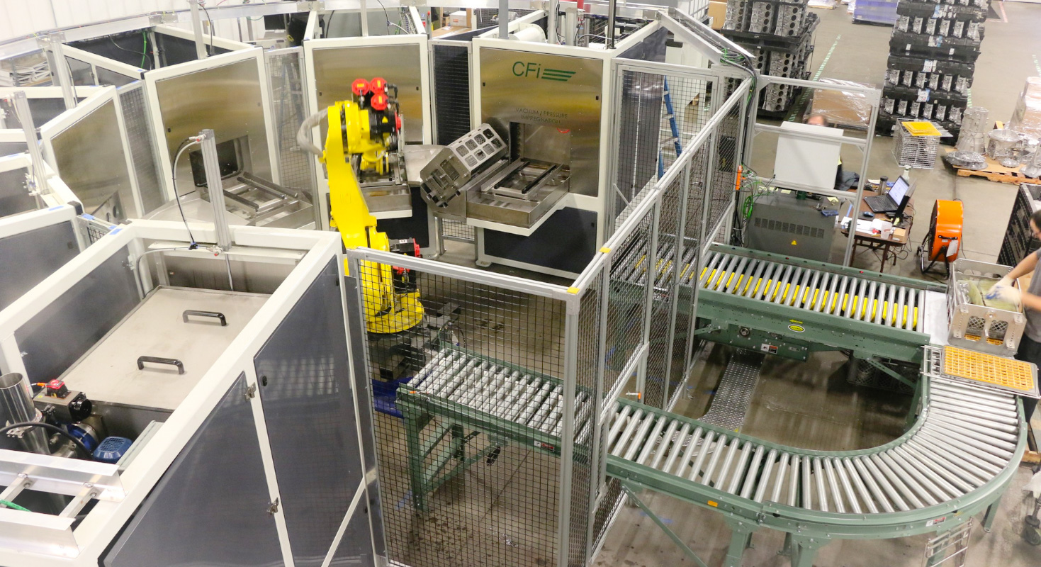 Automated_vacuum_impregnation_production