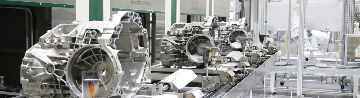 Transmission Case Production