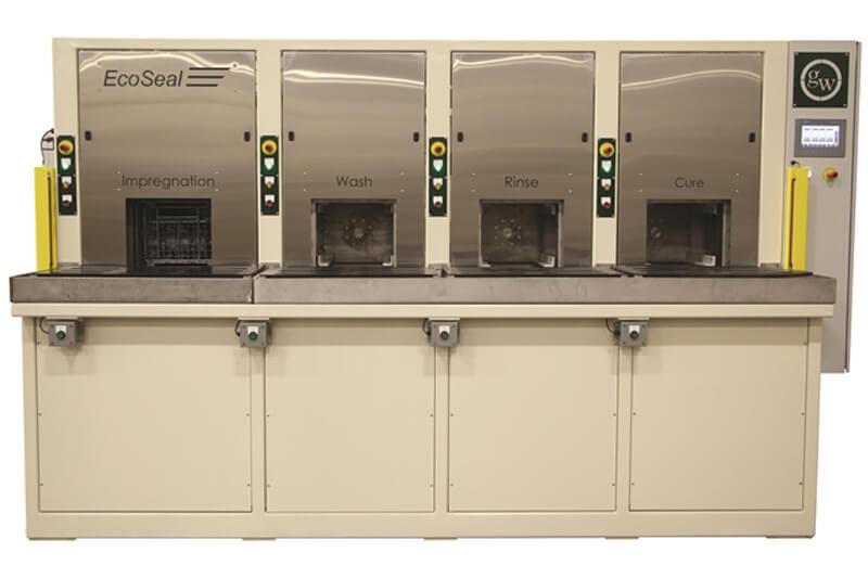 EcoSeal vacuum impregnation system